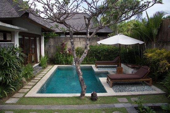 The Sanyas Suite Seminyak: Junior Suite Pool