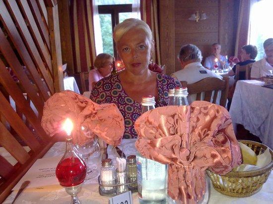 Hotel Ariston: cena al lume di candela