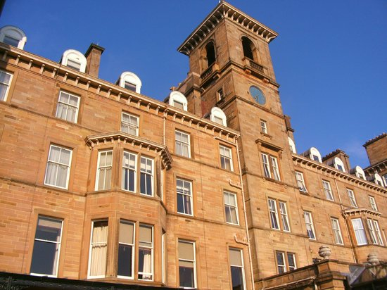 Doubletree by Hilton, Dunblane-Hydro: hotel