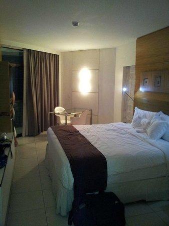 Hotel Ritz Lagoa da Anta: quarto