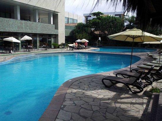 Hotel Ritz Lagoa da Anta: descasar