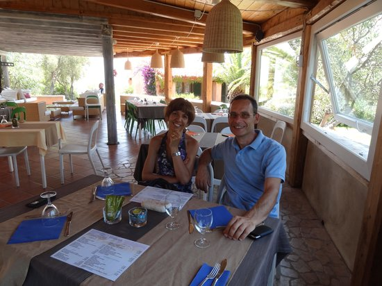 Residence Baia Salinedda: Il Ristorante