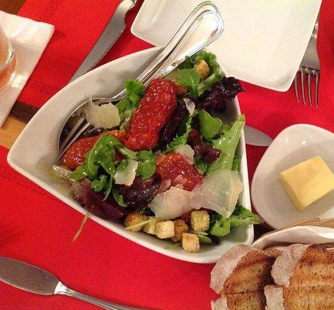 Cafe de Sao Bento : Salada