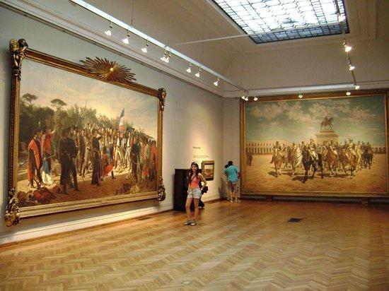 Museo Municipal de Bellas Artes Juan Manuel Blanes: Obras de Juan Manuel Blanes