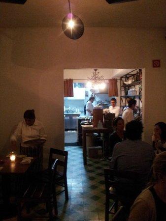 Maximo Bistrot Local: Cocina