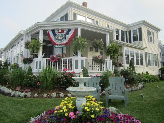 By The Sea Bed and Breakfast : Exterior