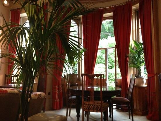Portobello Hotel: breakfast room