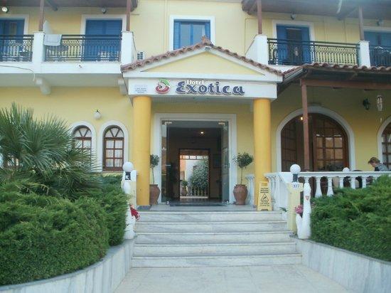 Exotica Hotel: Hotel Exotica