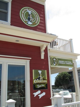 Cayucos, Califórnia: Brown Butter Cookie Company