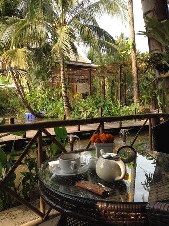 Maison Dalabua Hotel: Café da manha