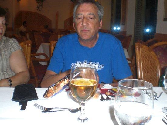 Radisson Blu Beke Hotel, Budapest: Cena impuesta por el mal servicio