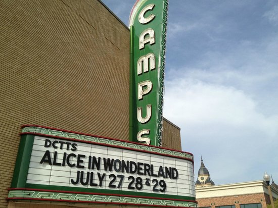 Campus Theatre : Community Theater School's Production of Alice in Wonderland