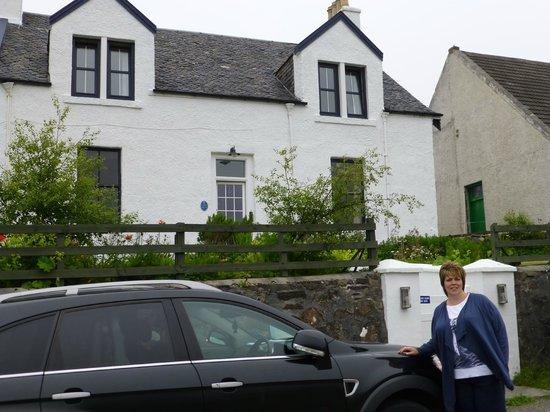 The Green Cruachan: Cruachan Lodge.