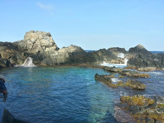 Bucuti & Tara Beach Resort Aruba: Natural Pool