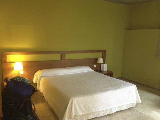 Hospederia Conventual de Alcantara: Bed