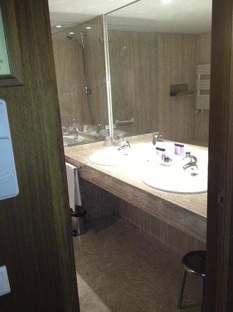 Hospederia Conventual de Alcantara: Bathroom