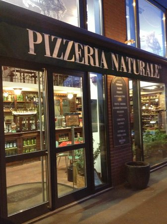 Pizzeria Naturale : Front