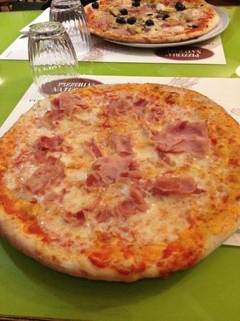 Pizzeria Naturale : Prosciutto Cotto