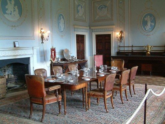 Westport House & Gardens : Inside house