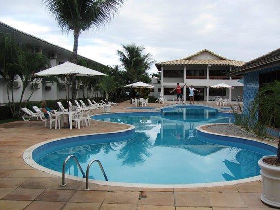 Oceano Praia Hotel: piscina - tropical oceano praia