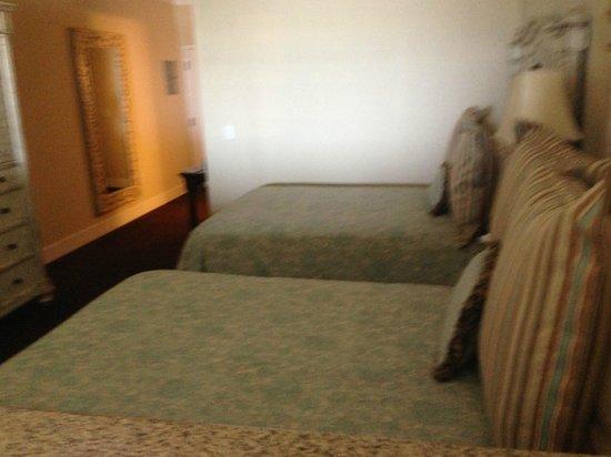 Oceano Hotel & Spa Half Moon Bay: Room, partial view
