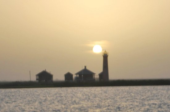 Fisherman's Wharf: The Lighthouse, Port Aransas