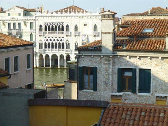 Locanda Poste Vecie : vista sul canal grande
