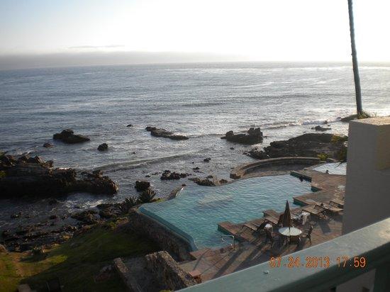 Las Rosas Hotel & Spa: Vista desde el Balcón