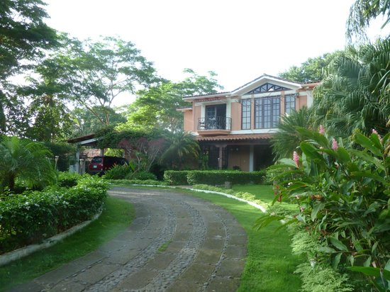 Hotel Boutique Villa Maya: View from the street