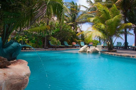 Xanadu Island Resort: Heated, fresh water swimming pool