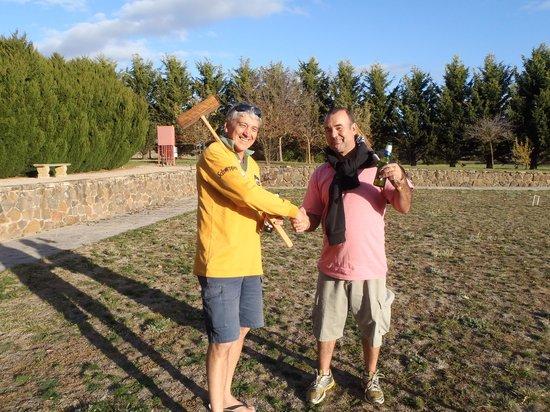 MONA Country Manor House: Crochet winners