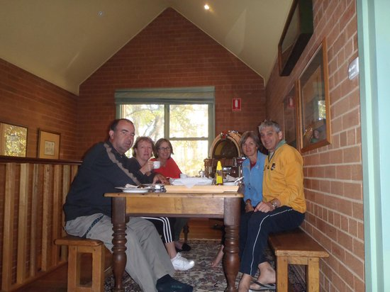 MONA Country Manor House: Great breakie
