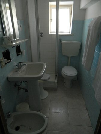 Villa Italia: Il bagno