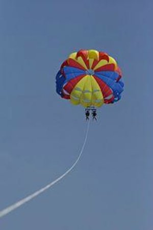 North Coast Parasail