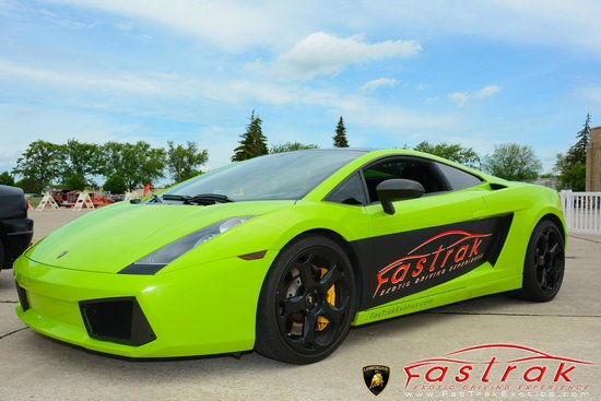 Grosse Ile, MI: The Lamboghini
