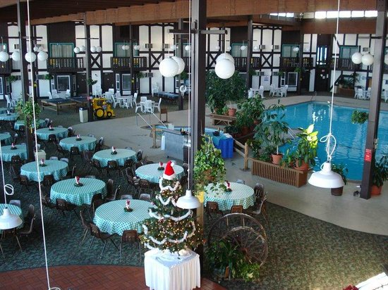Cragun's Resort on Gull Lake: Piscina Indoor