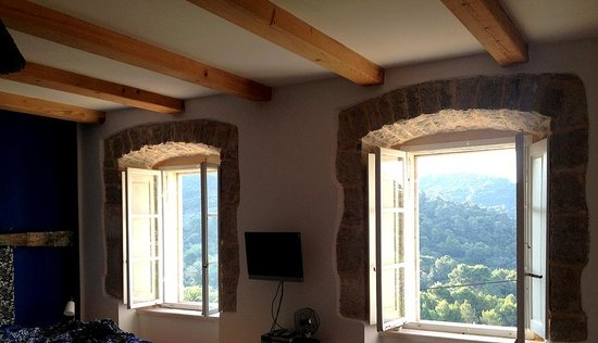 Boutique Accommodation Mljet : Fire room view