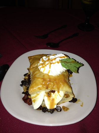 Riviera Supper Club : The amazing Jospehine Dessert. This is worth the trip alone!!!