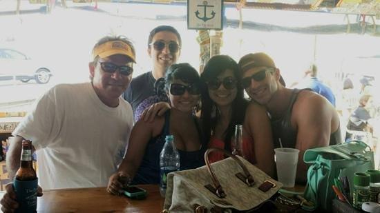 Bait House : at the bar