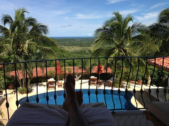 Los Altos de Eros: Private Balcony