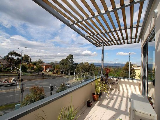 Apartments at Glen Waverley: Balcony view