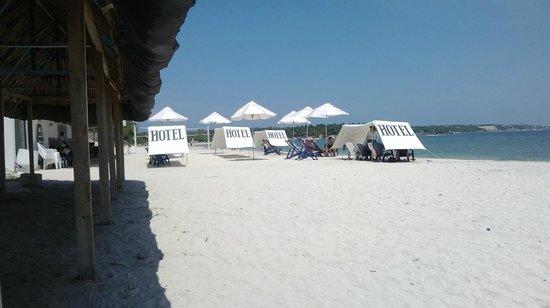 Hotel Isla Arena Plaza : playa vecina