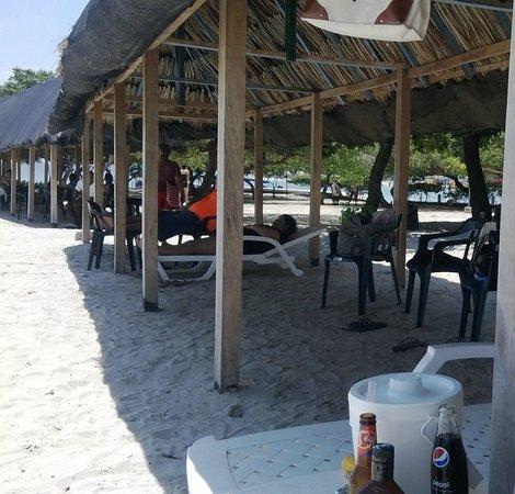 Hotel Isla Arena Plaza : kioskos del hotel