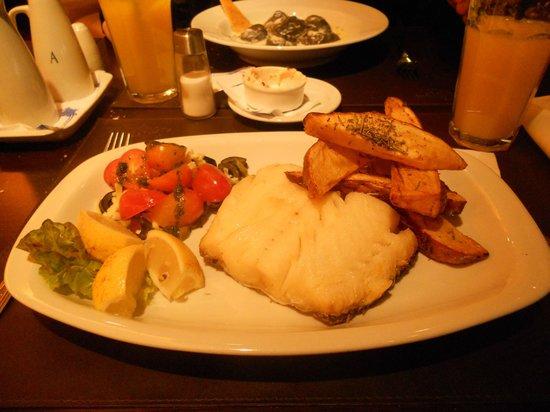Andino Gourmet: peixe maravilhoso