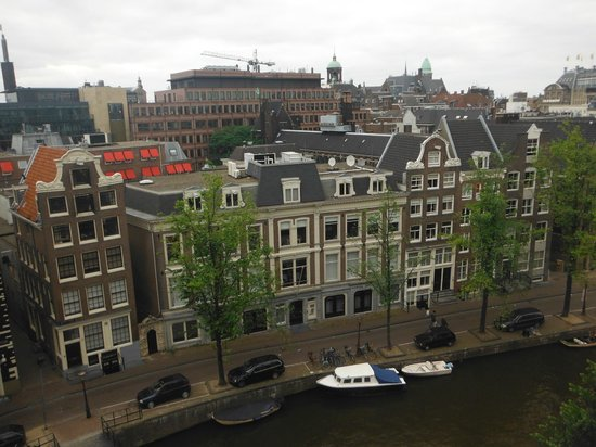 Sofitel Legend The Grand Amsterdam: loved the view from our room on the 5th floor