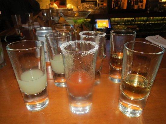 La Tratto Península: special drink