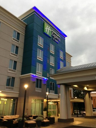 Holiday Inn Express Hotel & Suites Knoxville West - Papermill Dr: Trendy look of a new Holiday Inn Express