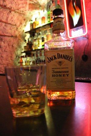 Jack Daniels Honey Yummy !!! - Picture of Pub Sarmacja, Krakow ...