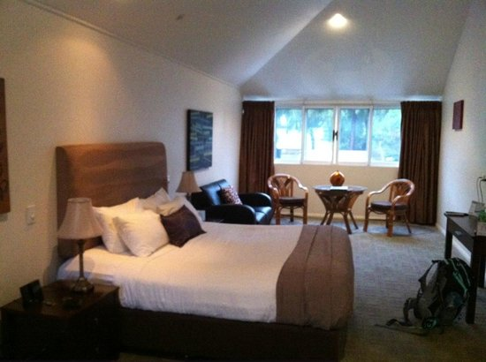 Prideau's of Margaret River: King Spa Suite