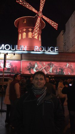 Hotel Cervantes by HappyCulture: Moulin Rouge, a 15 minutos do Hotel Cervantes
